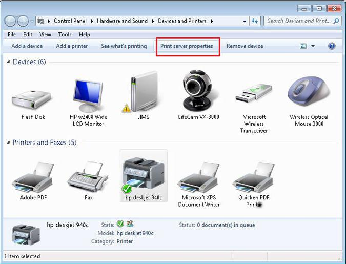 Как сделать сетевой принтер на windows 10